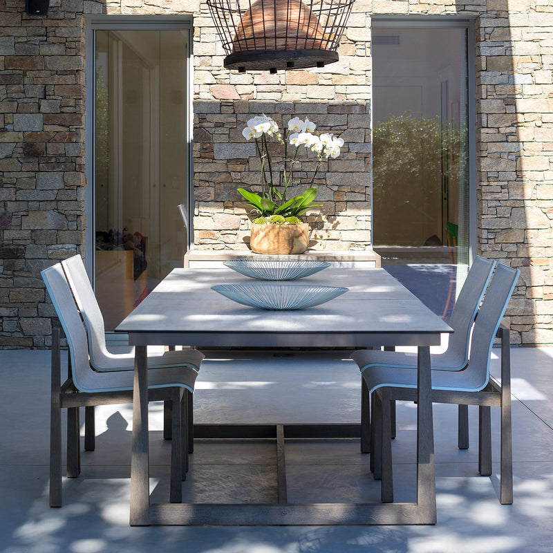 SKAAL Extension Table DINING Les Jardins - OSMEN OUTDOOR FURNITURE-Sydney Metro Free Delivery