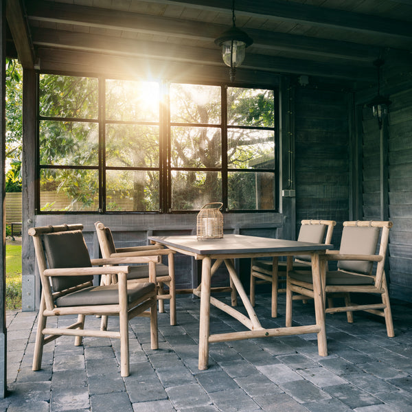 TECA Carver Chair DINING Applebee - OSMEN OUTDOOR FURNITURE-Sydney Metro Free Delivery