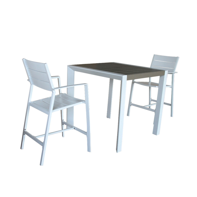 Oxford 5PC Bar Setting Balcony VIVIN - OSMEN OUTDOOR FURNITURE-Sydney Metro Free Delivery