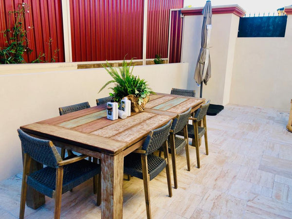 Heritage Boatlook Dining Table