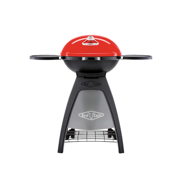 BUGG RED MOBILE BBQ - LIMITED EDITION HEATINGANDBBQ Beefeater - OSMEN OUTDOOR FURNITURE-Sydney Metro Free Delivery