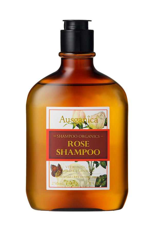 Rose Shampoo OSMEN GIFT Ausganica - OSMEN OUTDOOR FURNITURE-Sydney Metro Free Delivery