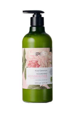 Rose Geranium Nourishing Conditioner OSMEN GIFT Ausganica - OSMEN OUTDOOR FURNITURE-Sydney Metro Free Delivery