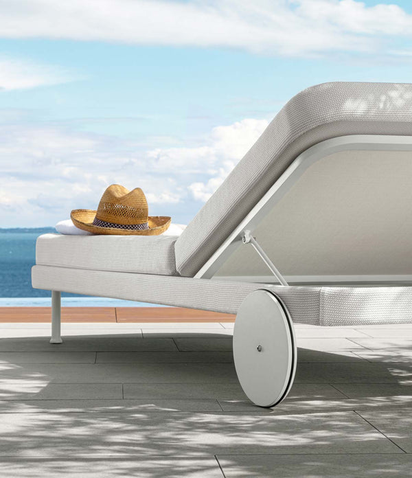 Slam Premium Acrylic Fabric® Sun lounge - All weather®