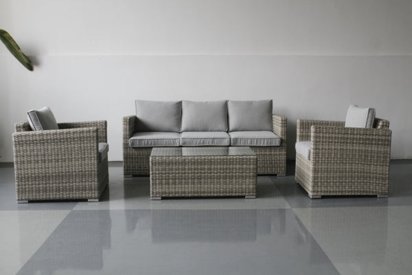 SEDDON 4pc Lounge Set