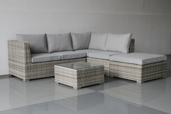 SEDDON 4pc Modular Lounge Set