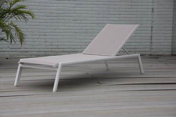Tuscany Sun Lounge without cushion - All weather®