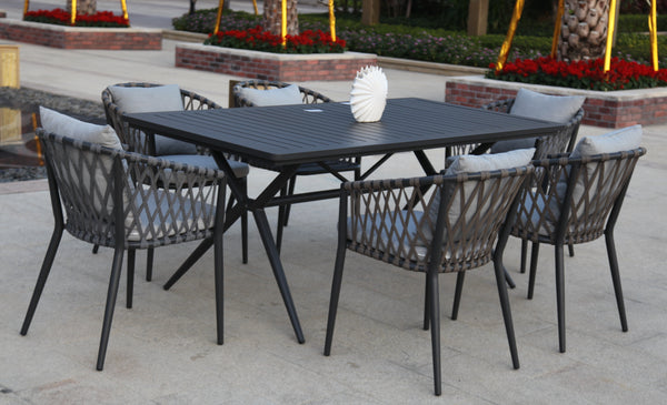 SEATTLE Carver Chair DINING Grand Garden - OSMEN OUTDOOR FURNITURE-Sydney Metro Free Delivery