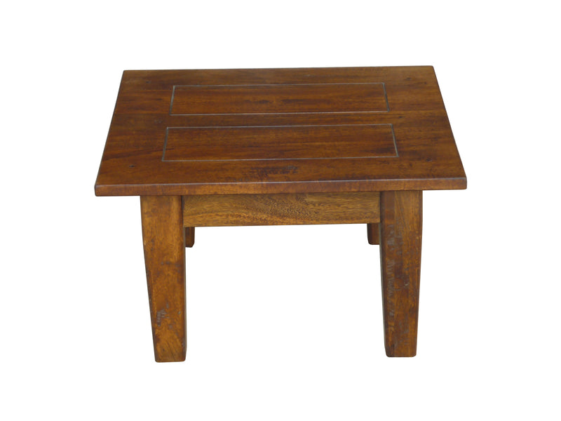 HENRY Rustic Lamp Table