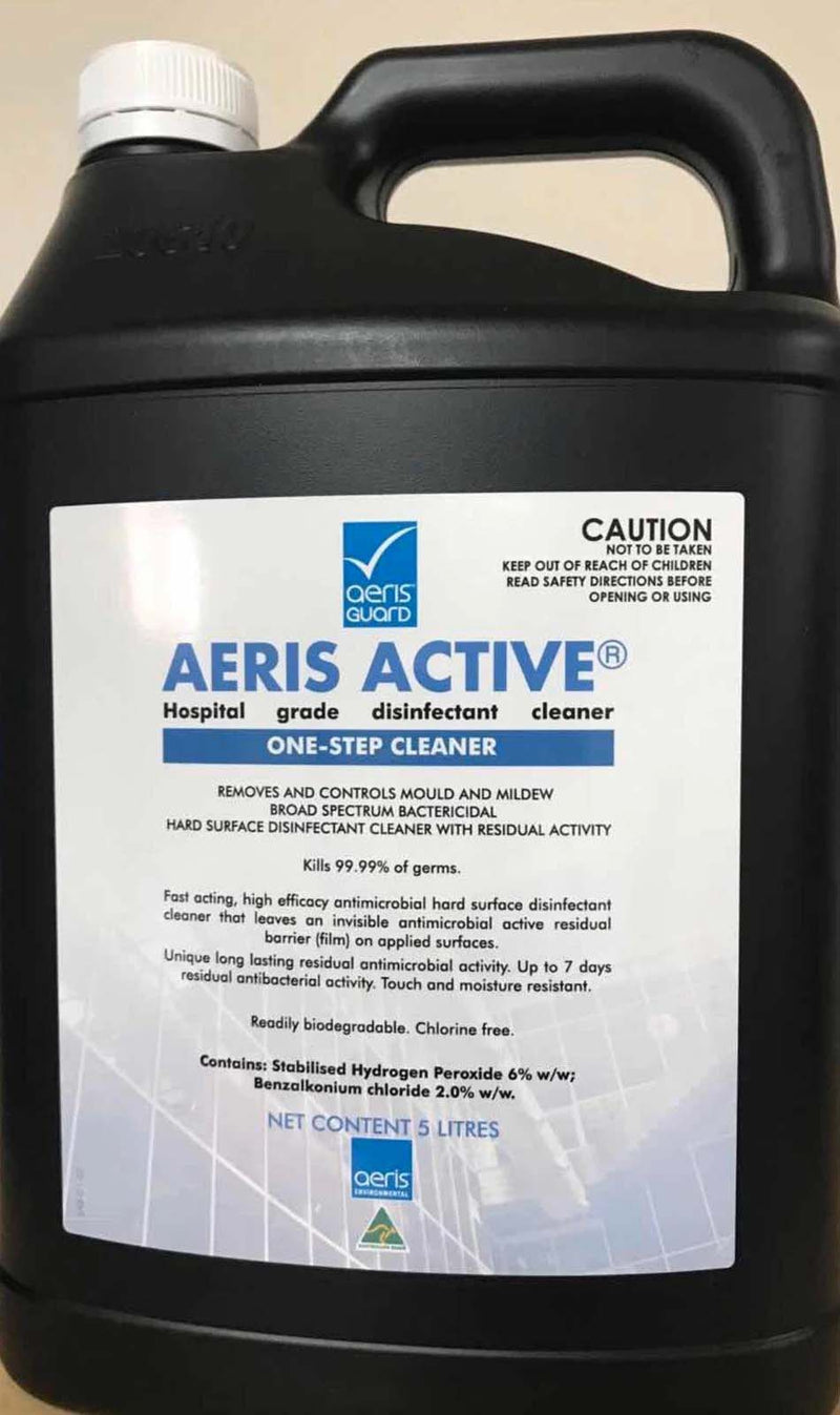 Aeris Active - One - Step Cleaner - 5L  OSMEN OUTDOOR FURNITURE - OSMEN OUTDOOR FURNITURE-Sydney Metro Free Delivery