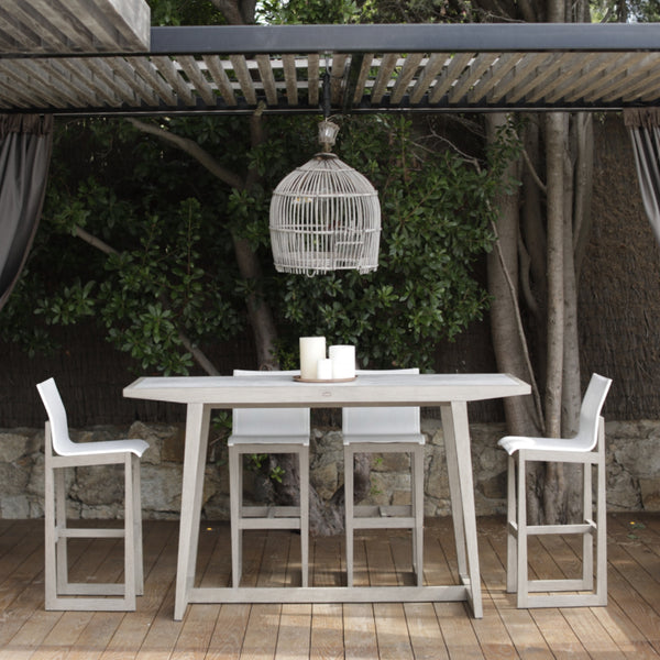 SKAAL Bar 5pc Set DINING Les Jardins - OSMEN OUTDOOR FURNITURE-Sydney Metro Free Delivery