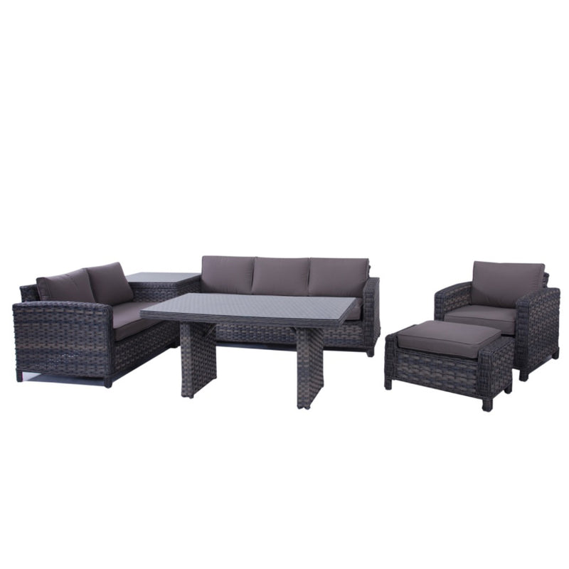 CITTA Modular 7PC Kit/Set LOUNGE Nest - OSMEN OUTDOOR FURNITURE-Sydney Metro Free Delivery