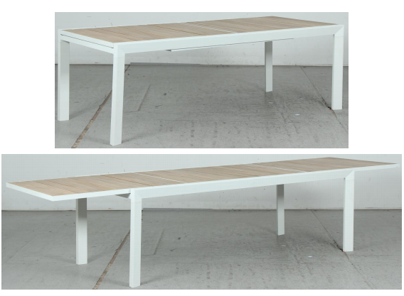 Eclipse extension table 220/340