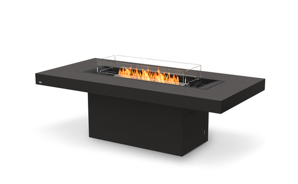 GIN 90 Dining Fireplace