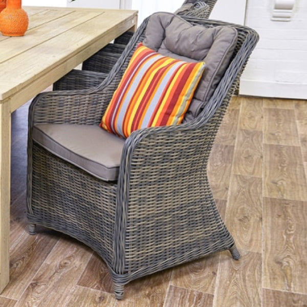 ELIZABETH Carver Chair - OSMEN OUTDOOR FURNITURE-Sydney Metro Free Delivery