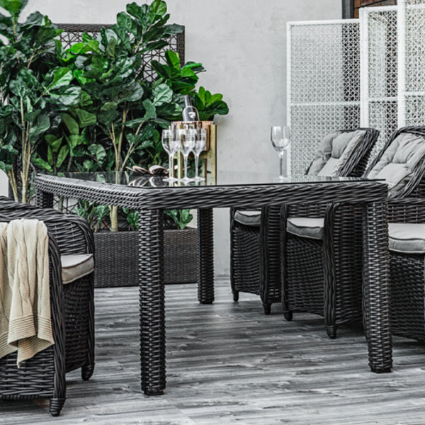 ELIZABETH Dining Table 230 DINING Nest - OSMEN OUTDOOR FURNITURE-Sydney Metro Free Delivery