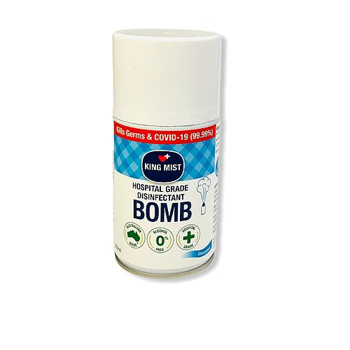 King Mist Disinfectant Bomb 250ml