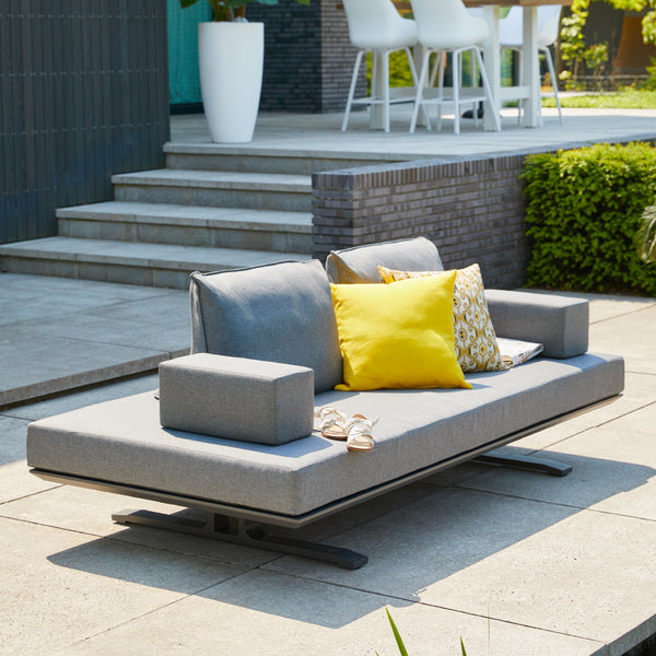 LIMOE Daybed SUN LOUNGE Nest - OSMEN OUTDOOR FURNITURE-Sydney Metro Free Delivery