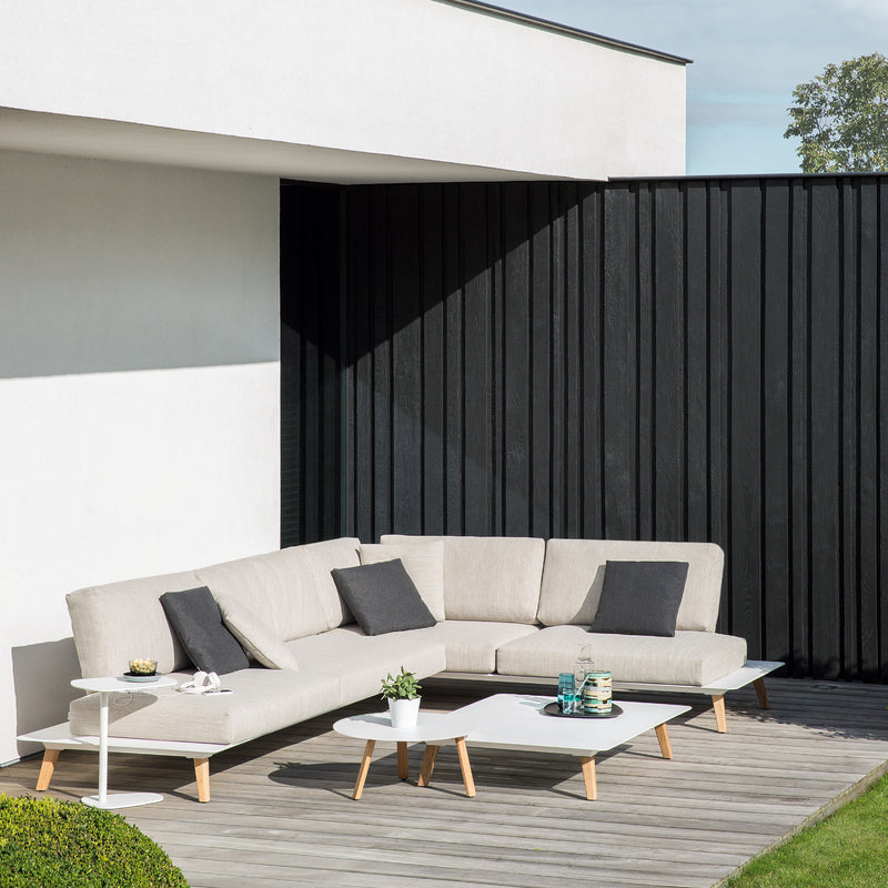 LINK Concept 5 Modular 4PC Kit/Set LOUNGE Diphano - OSMEN OUTDOOR FURNITURE-Sydney Metro Free Delivery