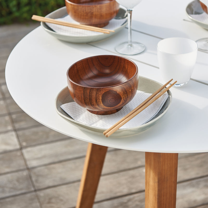 LINK Round Dining Table DINING Diphano - OSMEN OUTDOOR FURNITURE-Sydney Metro Free Delivery