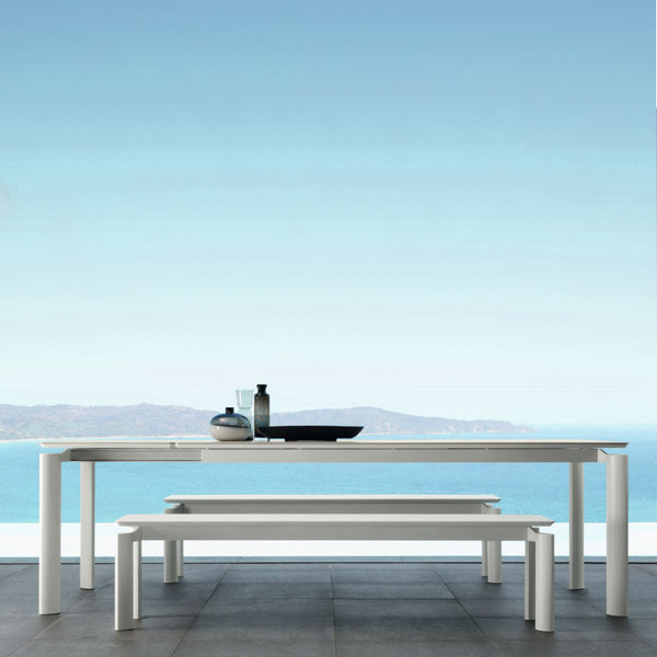 MILO Extension Table (200/260) - OSMEN OUTDOOR FURNITURE-Sydney Metro Free Delivery