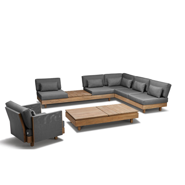 MODULAR X F1 LOUNGE Applebee - OSMEN OUTDOOR FURNITURE-Sydney Metro Free Delivery