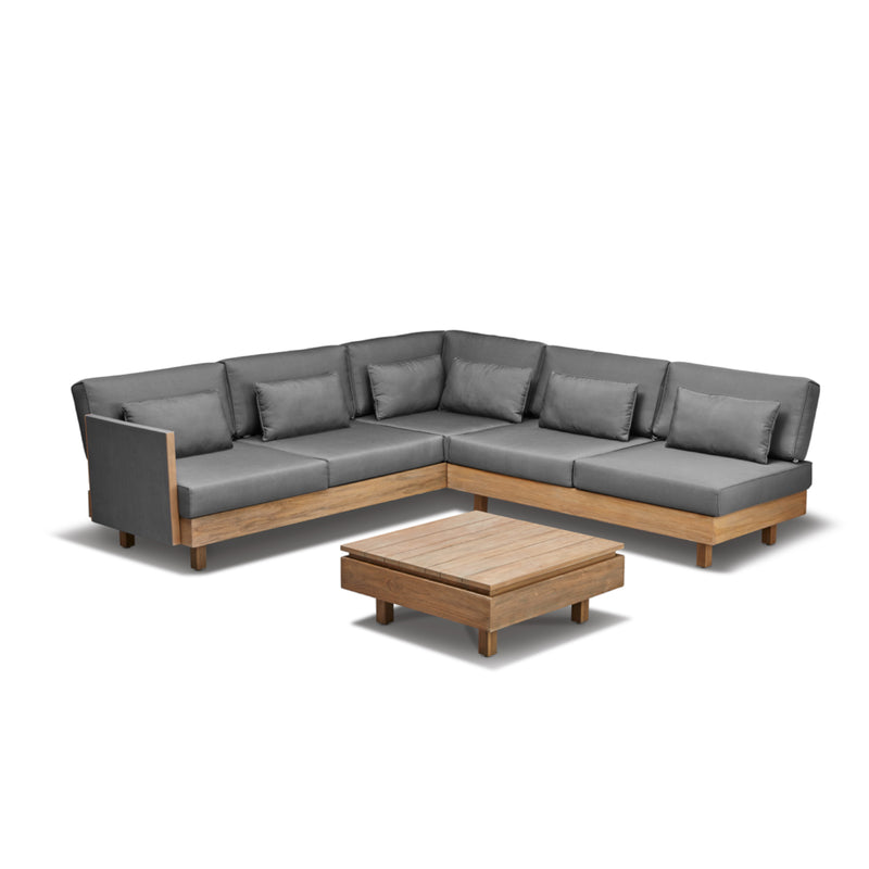 Module-X Premium BeeWett® fabric F3 Lounge setting - All weather LOUNGE Applebee - OSMEN OUTDOOR FURNITURE-Sydney Metro Free Delivery