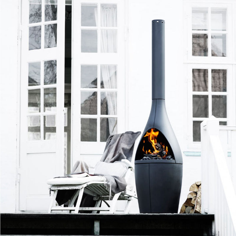 MORSØ KAMINO HEATINGANDBBQ MORSO - OSMEN OUTDOOR FURNITURE-Sydney Metro Free Delivery