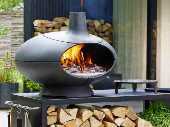 MORSØ FORNO OUTDOOR OVEN ONLY HEATINGANDBBQ MORSO - OSMEN OUTDOOR FURNITURE-Sydney Metro Free Delivery