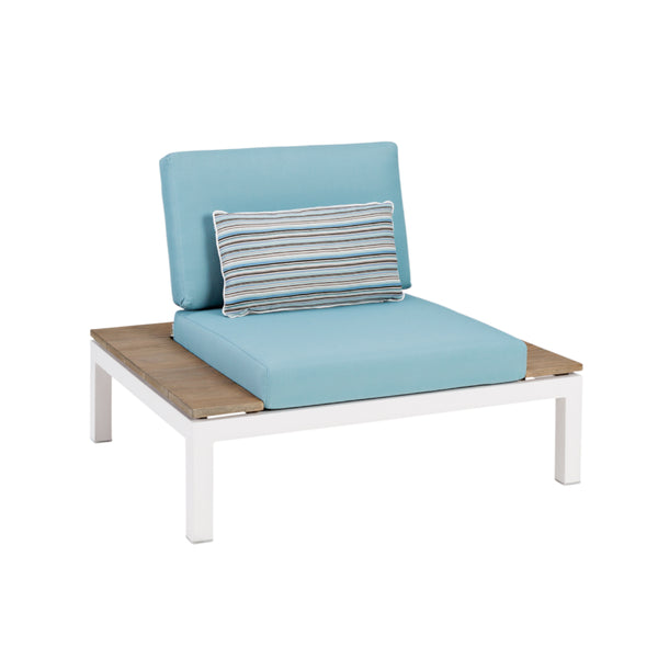 PEBBLE BEACH Single Sofa LOUNGE Applebee - OSMEN OUTDOOR FURNITURE-Sydney Metro Free Delivery
