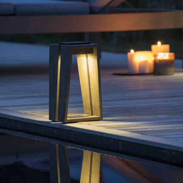 SKAAL Solar Lantern ACCESSORIES Les Jardins - OSMEN OUTDOOR FURNITURE-Sydney Metro Free Delivery
