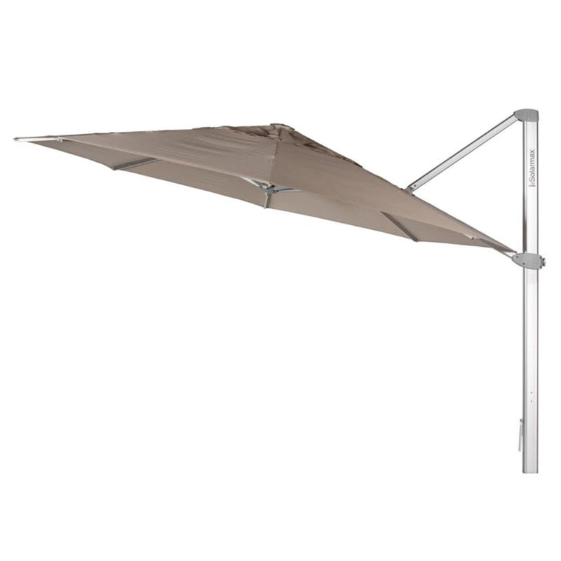 SOLARMAX Cantilever Umbrella UMBRELLA shelta - OSMEN OUTDOOR FURNITURE-Sydney Metro Free Delivery