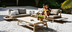 Twiggy Modular 4PC Kit/Set LOUNGE Applebee - OSMEN OUTDOOR FURNITURE-Sydney Metro Free Delivery