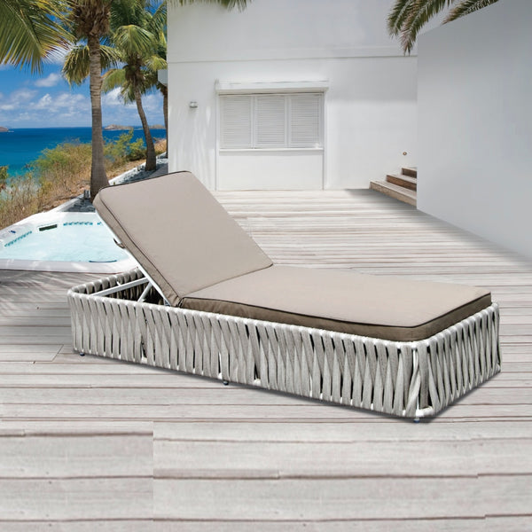 JAMAICA  Sun Lounge - OSMEN OUTDOOR FURNITURE-Sydney Metro Free Delivery