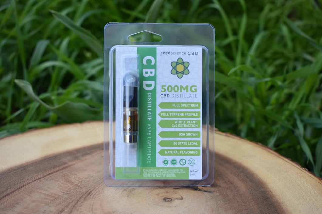 CBD Distillate Cartridge