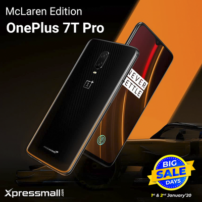 OnePlus 7T Pro McLaren Edition at Xpressmall.com