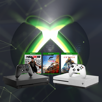 Xbox Consoles & Games at Xpressmall.com