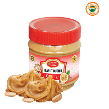 Virginia Green Garden Peanut Butter Creamy - 510g