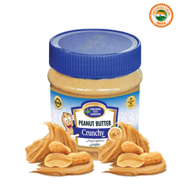 Virginia Green Garden Peanut Butter Crunchy - 510g