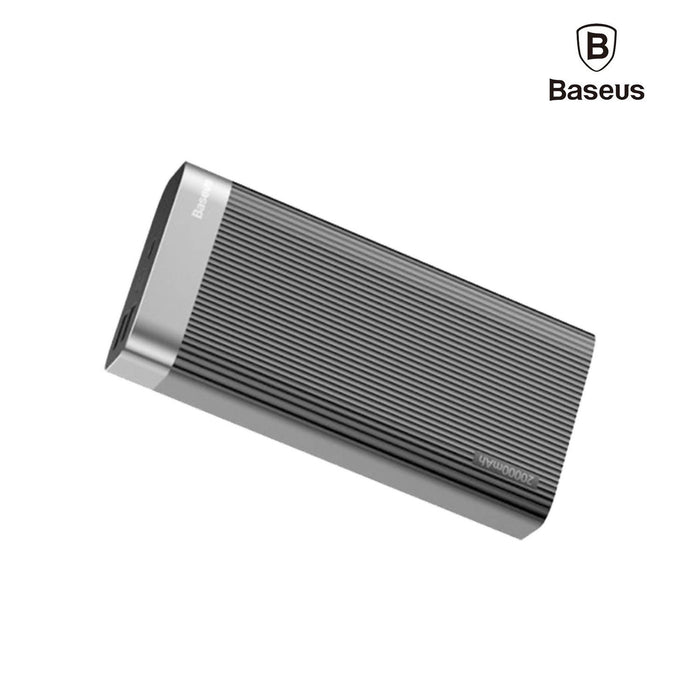 Baseus PPALL-APX01 Parallel USB & Type-C PD +QC3.0 Power Bank 20000mAh 18W