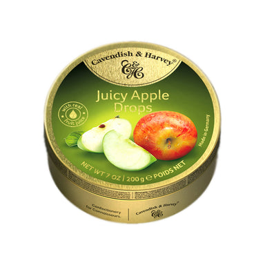 Cavendish & Harvey Apple Drops, 200g
