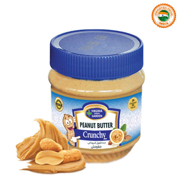 Virginia Green Garden Peanut Butter Crunchy - 340g