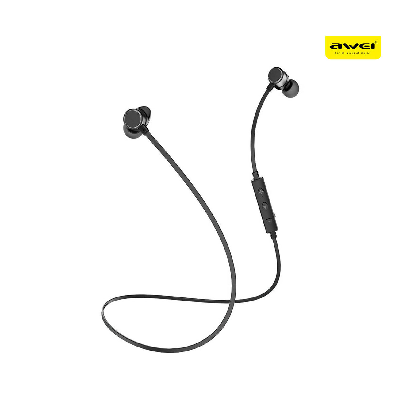 Awei WT10 Magnetic Sports Bluetooth Earphone