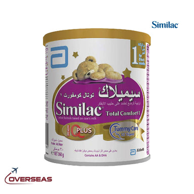 Similac Total Comfort 1 Infant Milk Formula - 360g