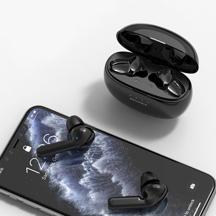 Awei T15 Bluetooth V5.0 Ture Wireless Sports Earbuds