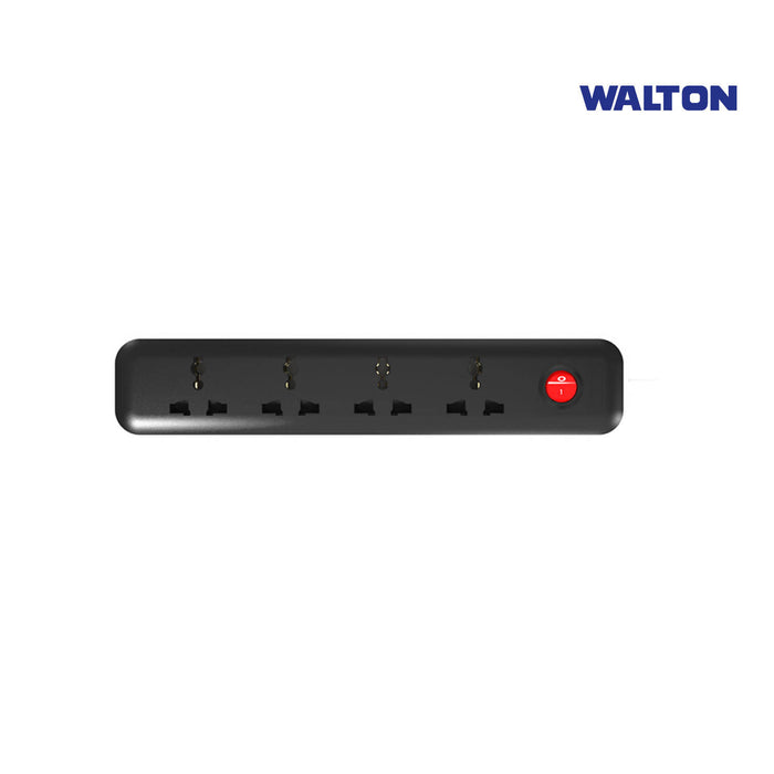 Walton 4 Way Switch Multi-Plug - WES3P4H1.5M-02