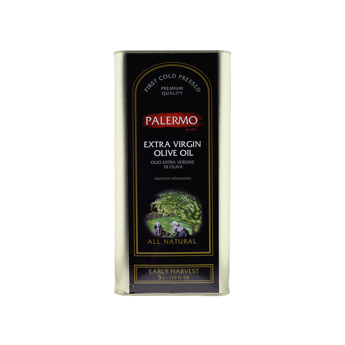 Palermo Extra Virgin Olive Oil, 5L