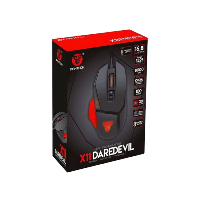 Fantech X11 Wired Gaming Mouse