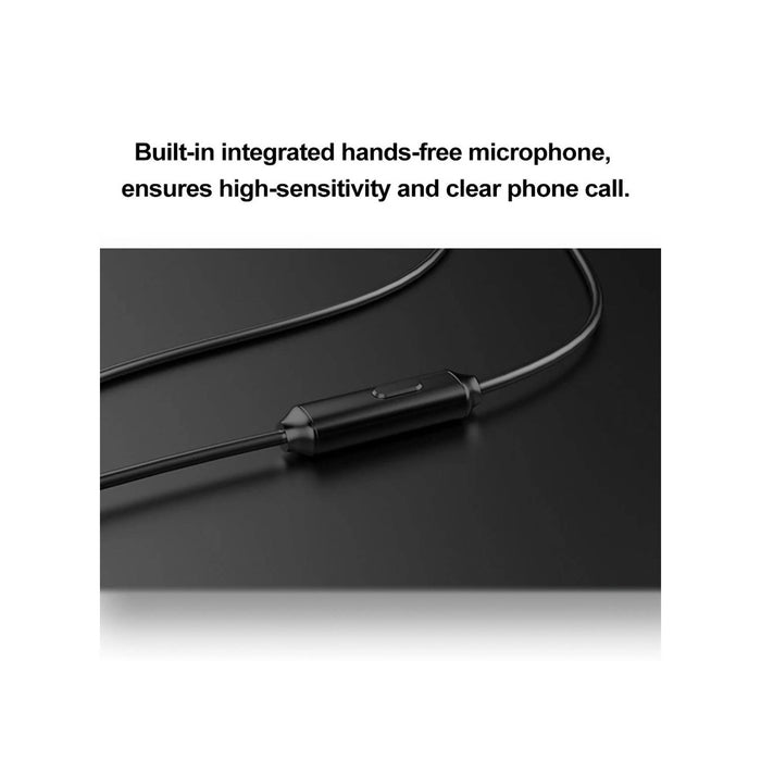 UiiSii HM13 Wired In-Ear Heavy Bass Headphones with Mic