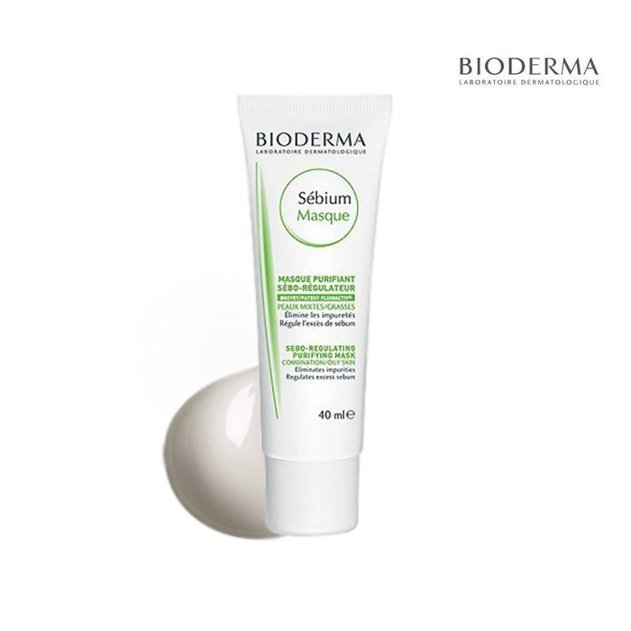BIODERMA Sebium Mask - 40ml